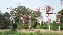 Vollis Simpson's Whirligig Park to Move