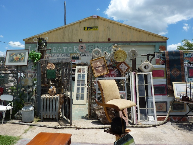 Welcome to Beaumont – Lonnie Flanagan's Junk Barn & AMSET