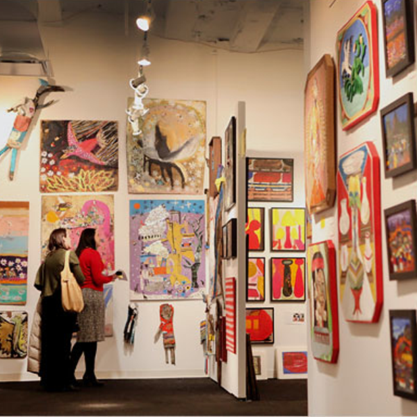 20th Anniversary of the Outsider Art Fair