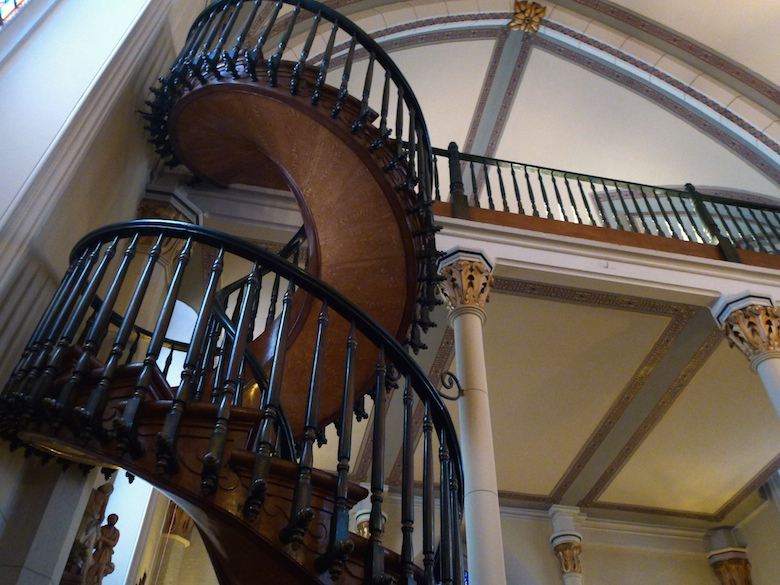 Loretto Chapel's Miraculous Staircase
