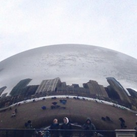 A big shiny bean …