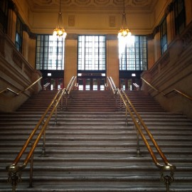 Union Station – Route 66 meets Amtrak