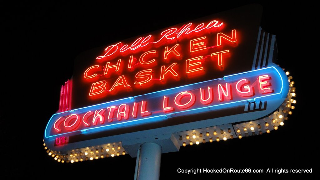 Arguably, the best fried chicken on Route 66