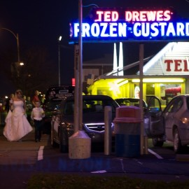 The best frozen custard on Route 66 — Ted Drewes is solid