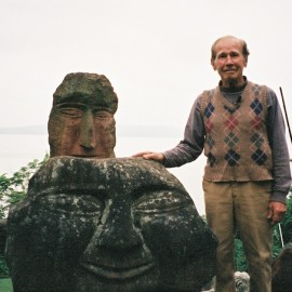 Easter Island on the Hudson