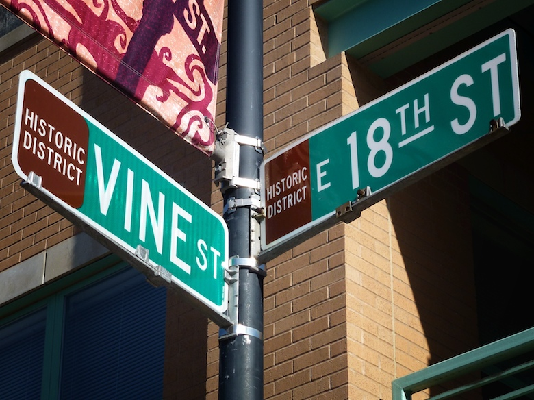 18th and Vine District – Kansas City's wild past