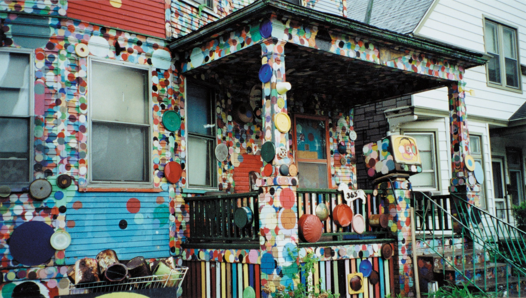 Tyree Guyton's  Heidelberg Project – will rise from the ashes, again and again