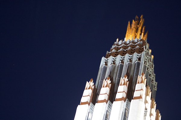 Boston Avenue Church is an Art Deco masterpiece on Route 66
