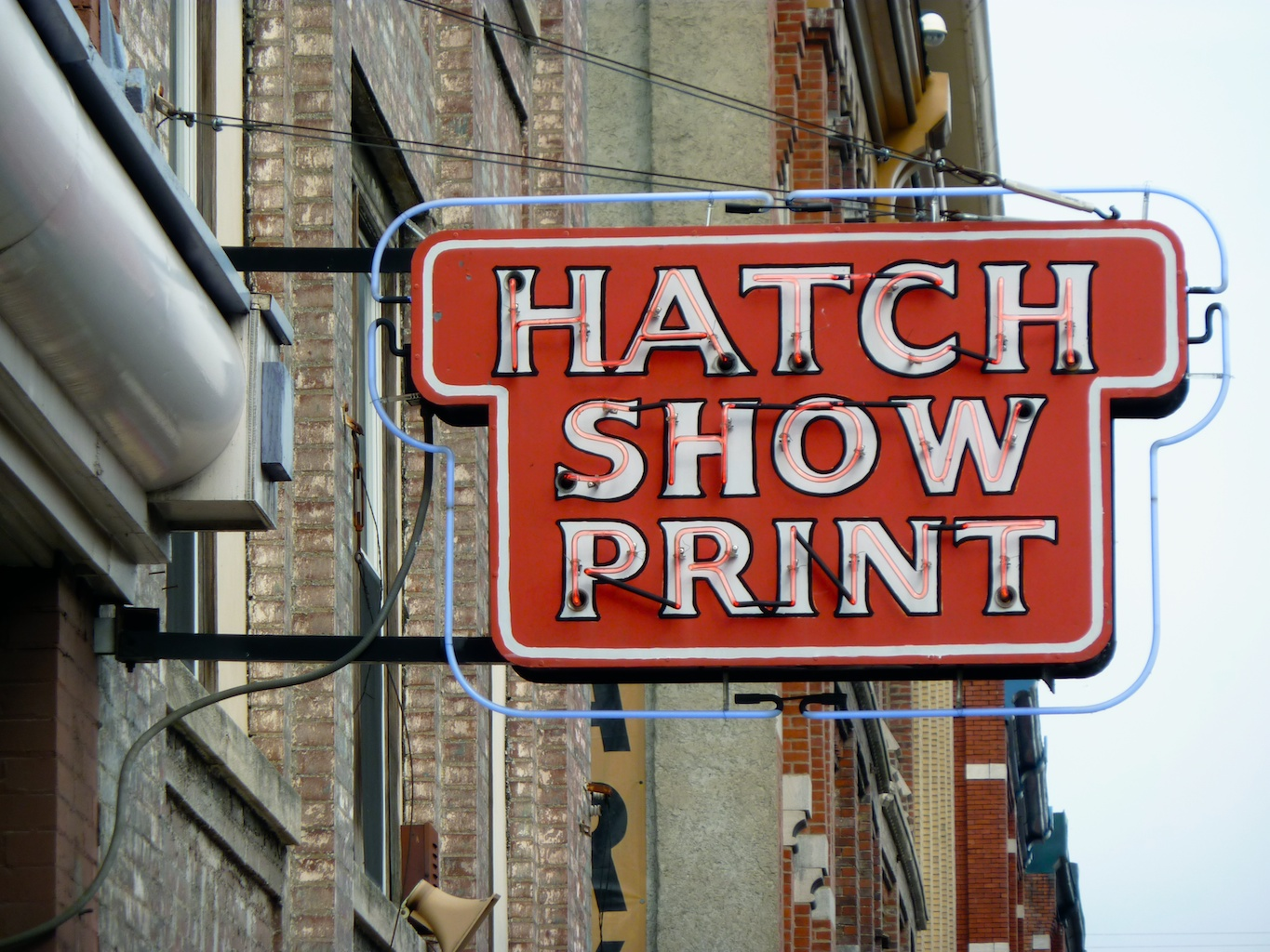 """""""Advertising without posters is like fishing without worms."""" – Hatch Show Print"""
