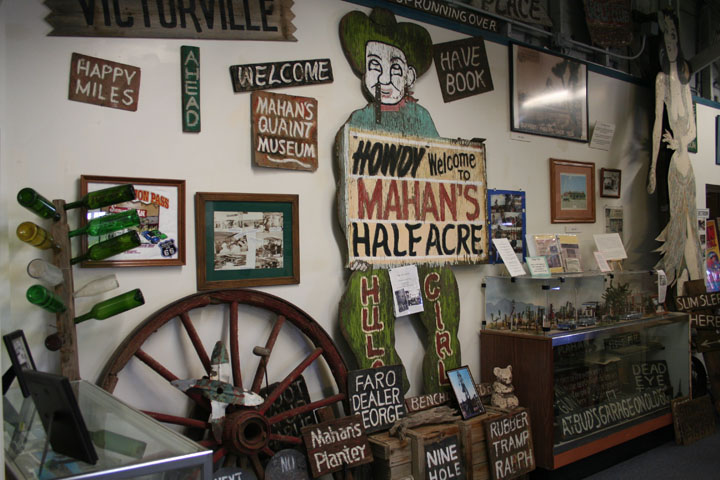 Hula Ville – Route 66 folk art attraction became a legend