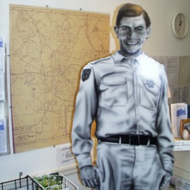 Andy Griffith Museum – it's a little piece of Mayberry in NC