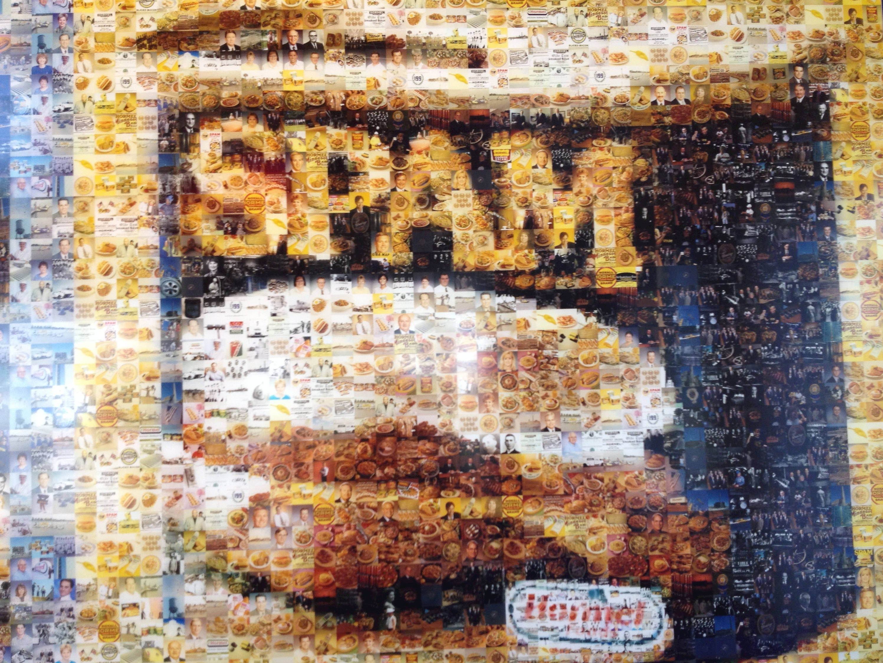 Spam, spam, spam, spam – a museum to meat in a can